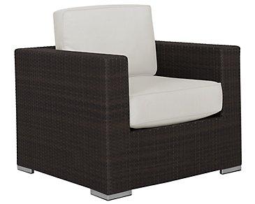 Fina White Chair