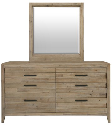 Charmant Casablanca Light Tone Dresser U0026 Mirror