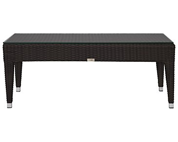 Zen Dark Tone Coffee Table