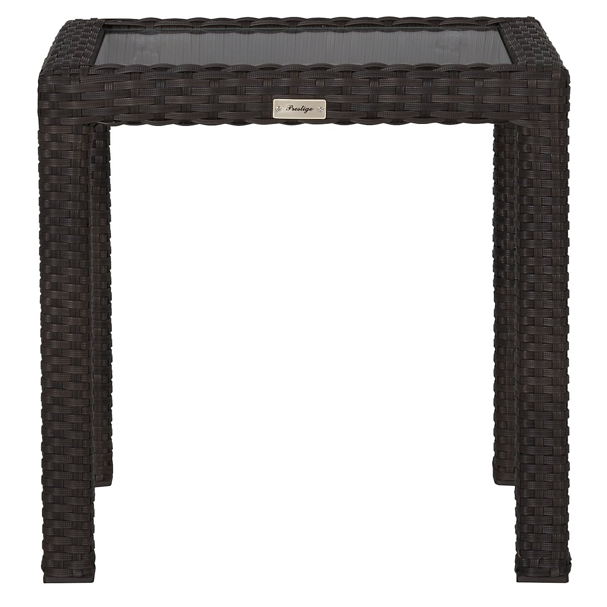 Zen Dark Tone Chaise Table