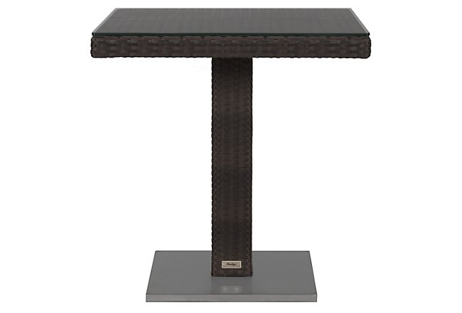 Zen Dark Tone Square Table