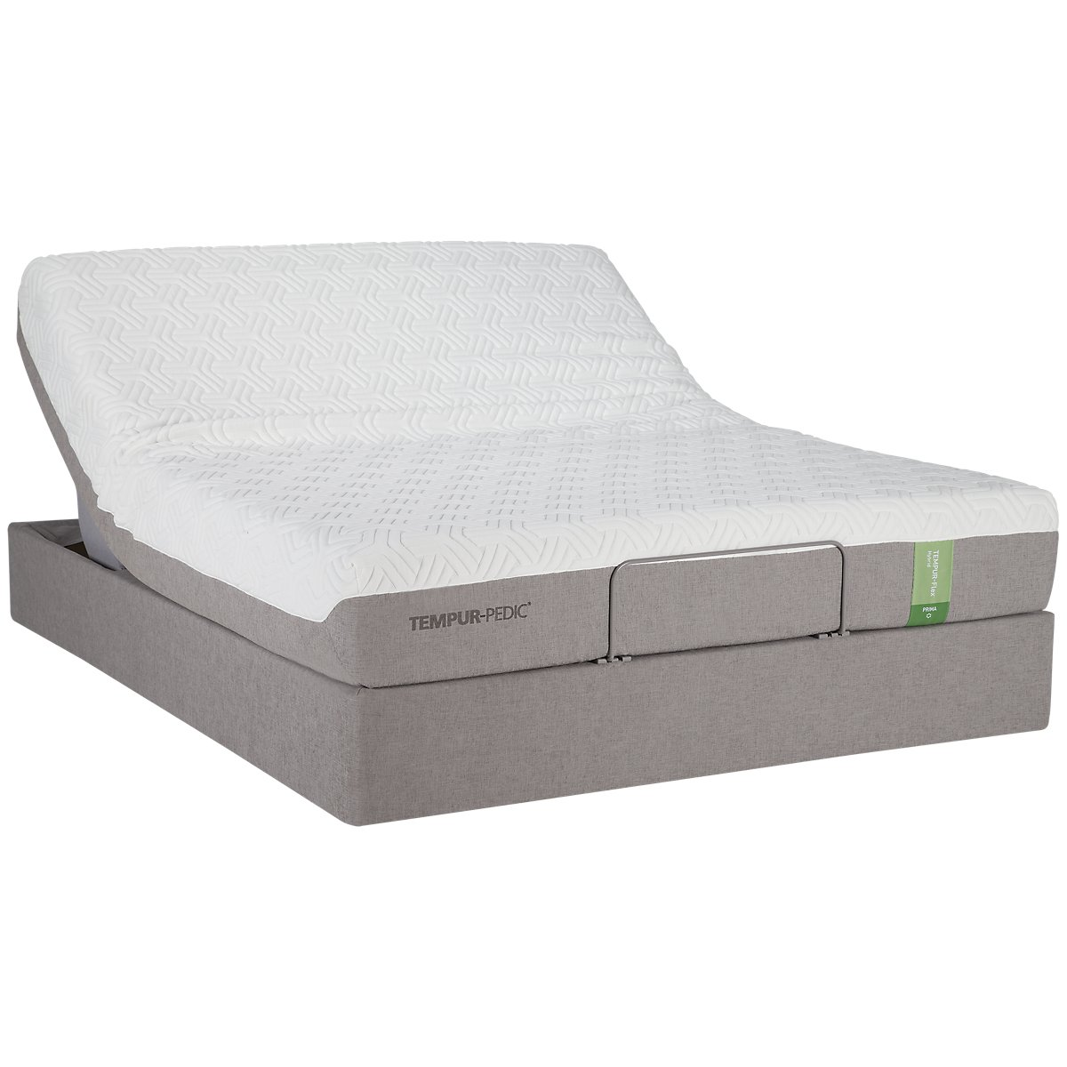TEMPUR-Flex® Prima TEMPUR-UP™ Adjustable Mattress Set