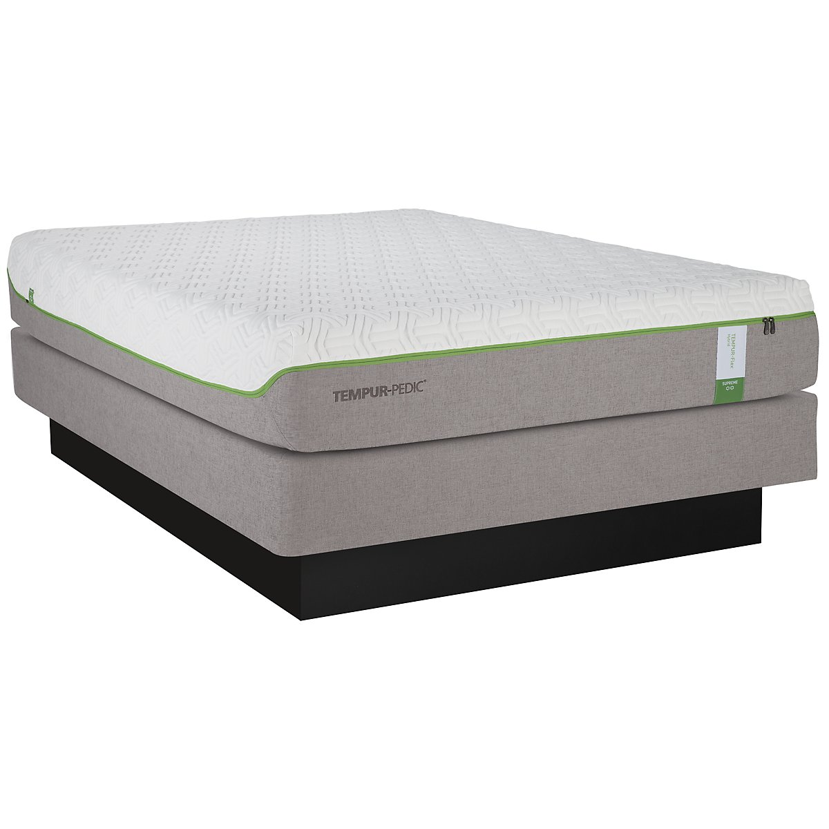TEMPUR-Flex® Supreme Mattress Set