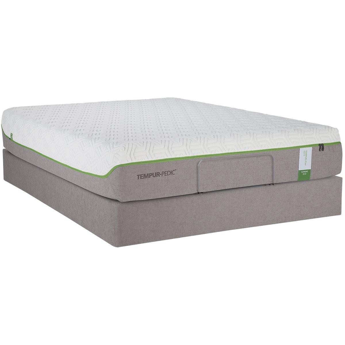 Adjustable Beds With Financing : City furniture flex supreme tempur up adjustable