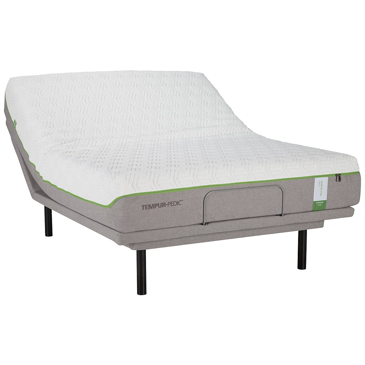 TEMPUR-Flex® Supreme TEMPUR-Ergo™ Plus Adjustable Mattress Set