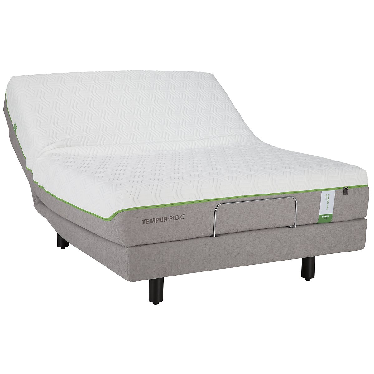 TEMPUR-Flex® Supreme TEMPUR-Ergo™ Premier Adjustable Mattress Set