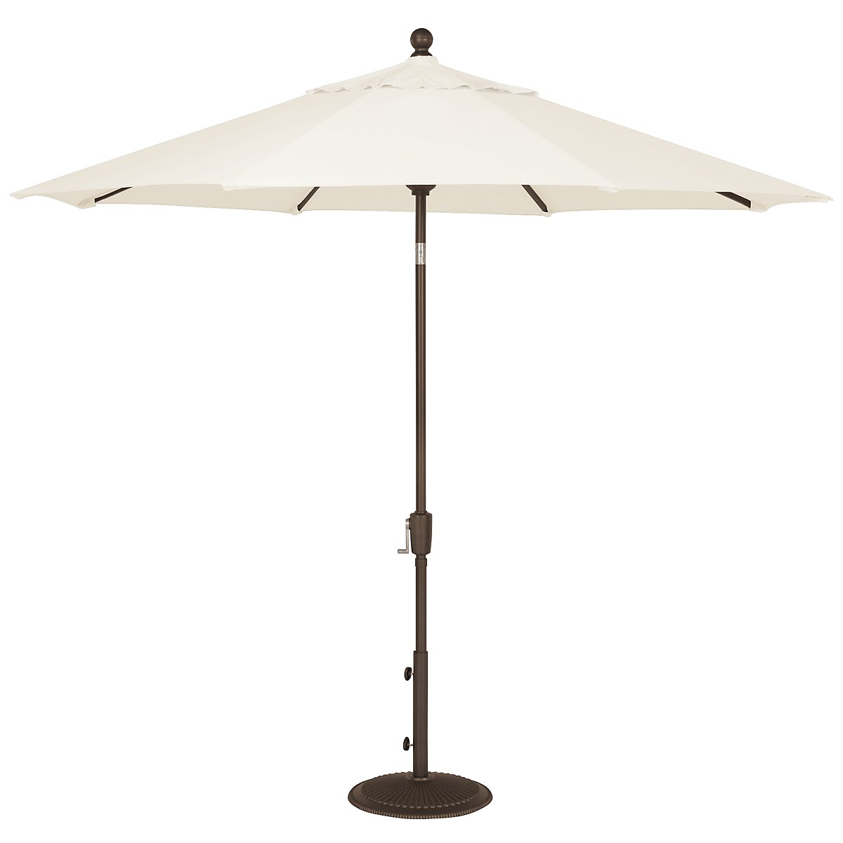 Maui White Umbrella Set