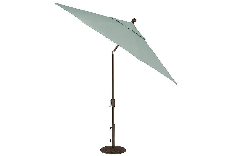Maui Teal Umbrella Set