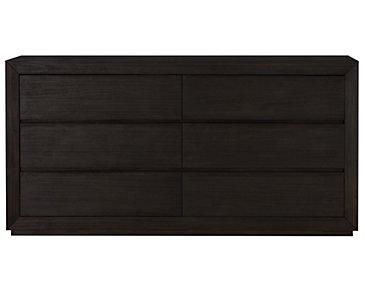 Rylan Dark Tone Dresser