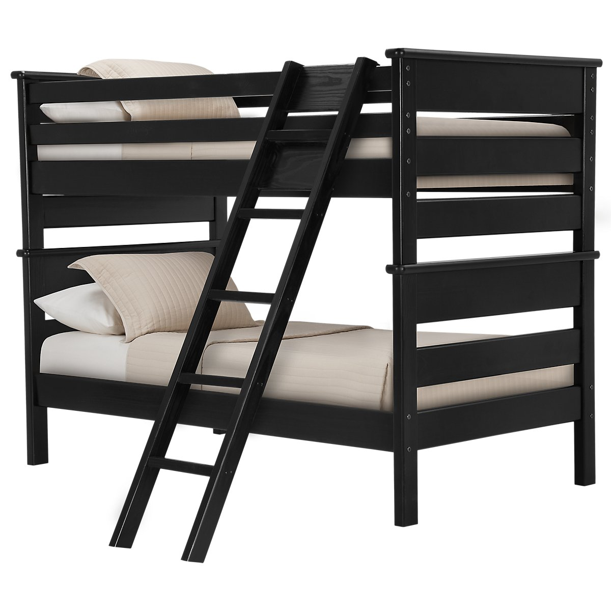 Laguna Black Bunk Bed