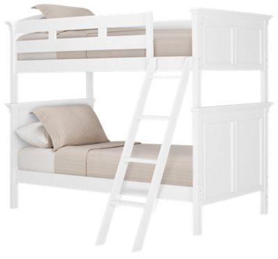 tamara white bunk bed bedroom view larger