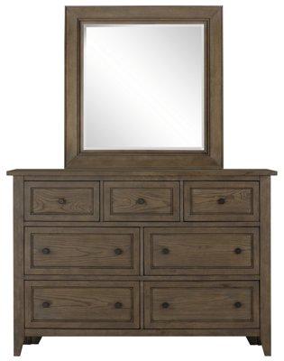 Dawson Light Tone Dresser