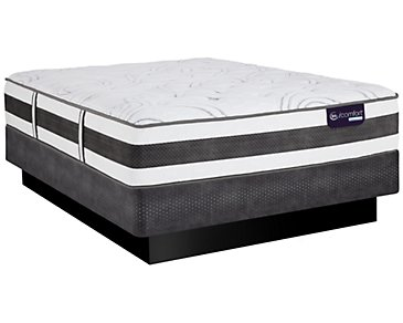 Serta iComfort Recognition Plush Hybrid Mattress Set