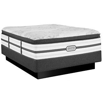 Beautyrest Platinum Katherine Luxury Firm Innerspring Pillow Top Mattress Set