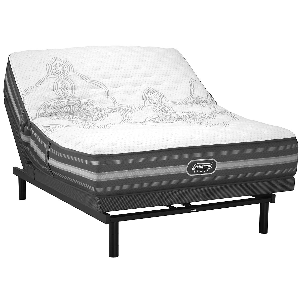 Beautyrest Black Calista Extra Firm SmartMotion™ 1.0 Adjustable Mattress Set