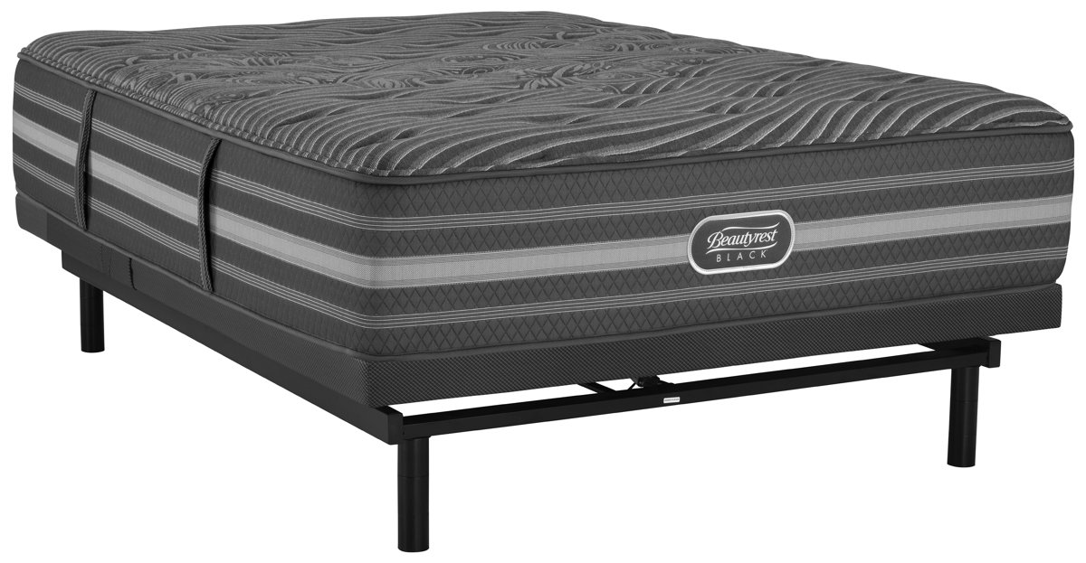 Beautyrest Black Mariela Luxury Firm SmartMotion™ 1.0 Smrtmot1.0 Adjustable Mattress Set