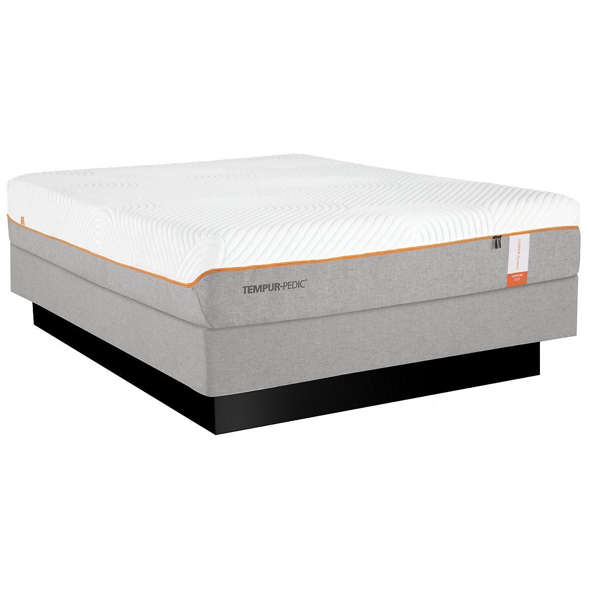 TEMPUR-Contour™ Supreme Mattress Set