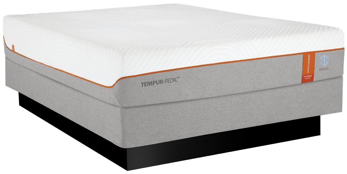 TEMPUR-Contour™ Elite Breeze Tempur® Mattress Set
