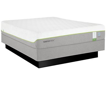 TEMPUR-Flex® Supreme Breeze Mattress Set