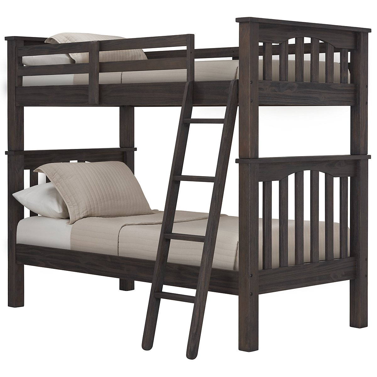 Highlands Dark Tone Bunk Bed
