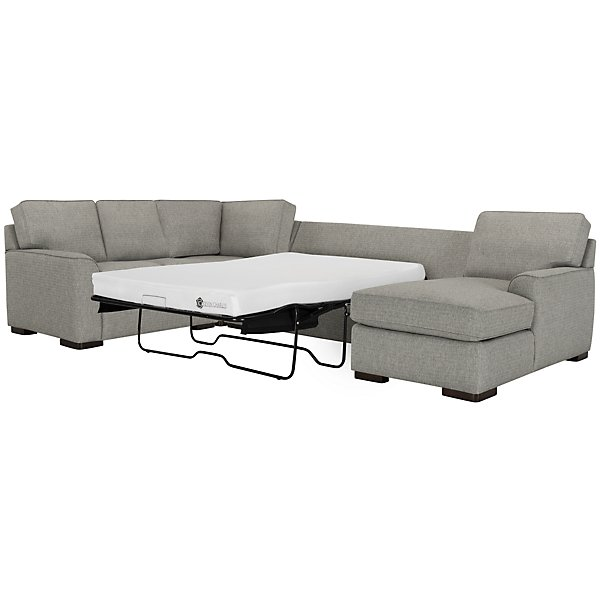 product sectional with sectionals home sleeper pc sec madisonplace indigo lr madison crawford place chaise blue cindy