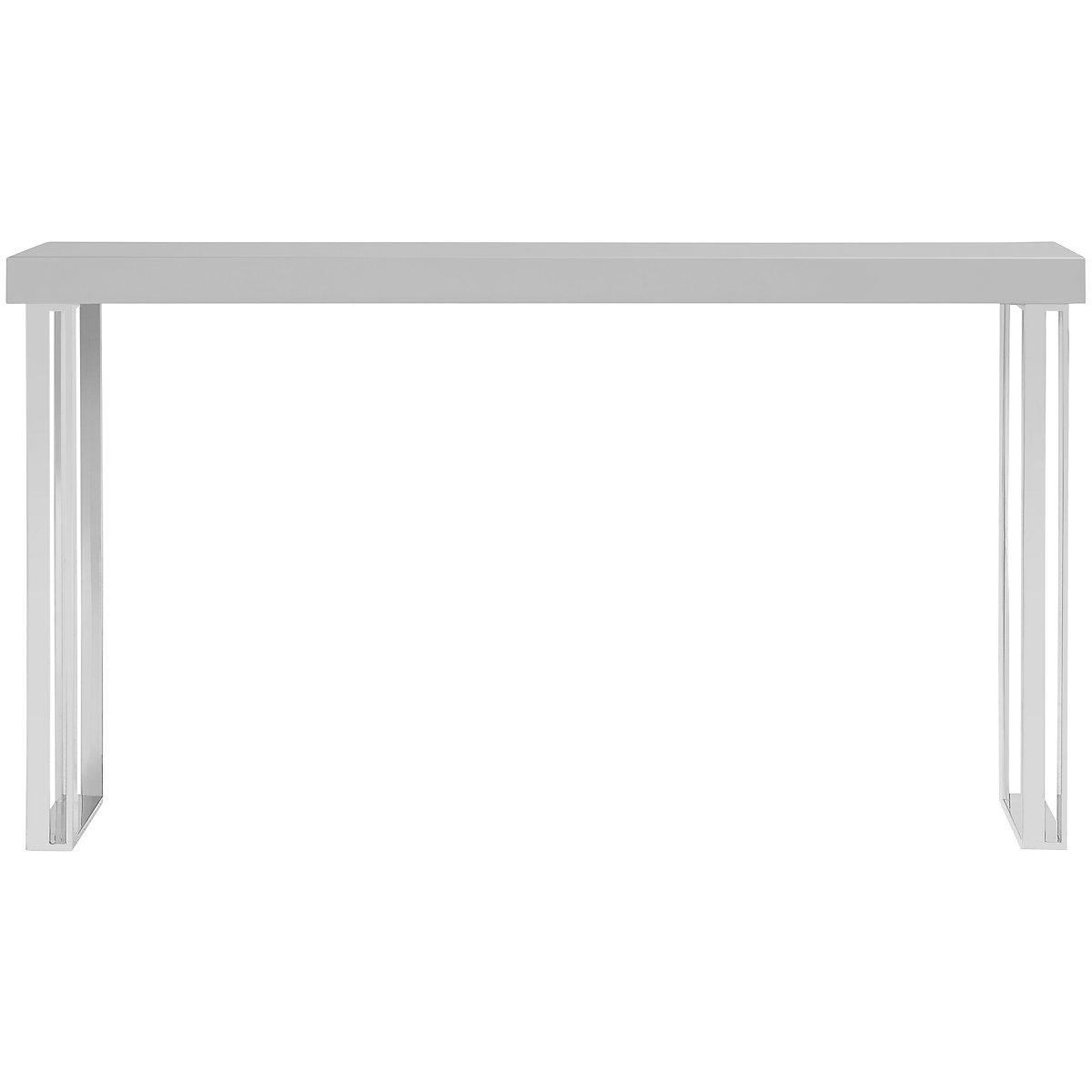 Axel Gray Sofa Table