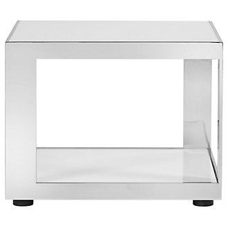 Harley White End Table
