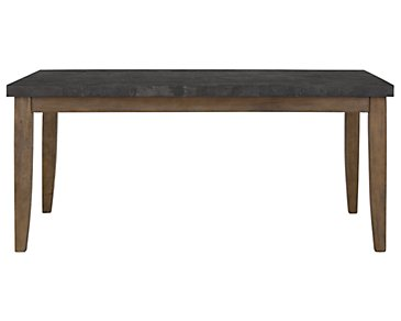 Emmett Stone Rectangular Table
