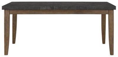 Emmett Stone Rectangular Table