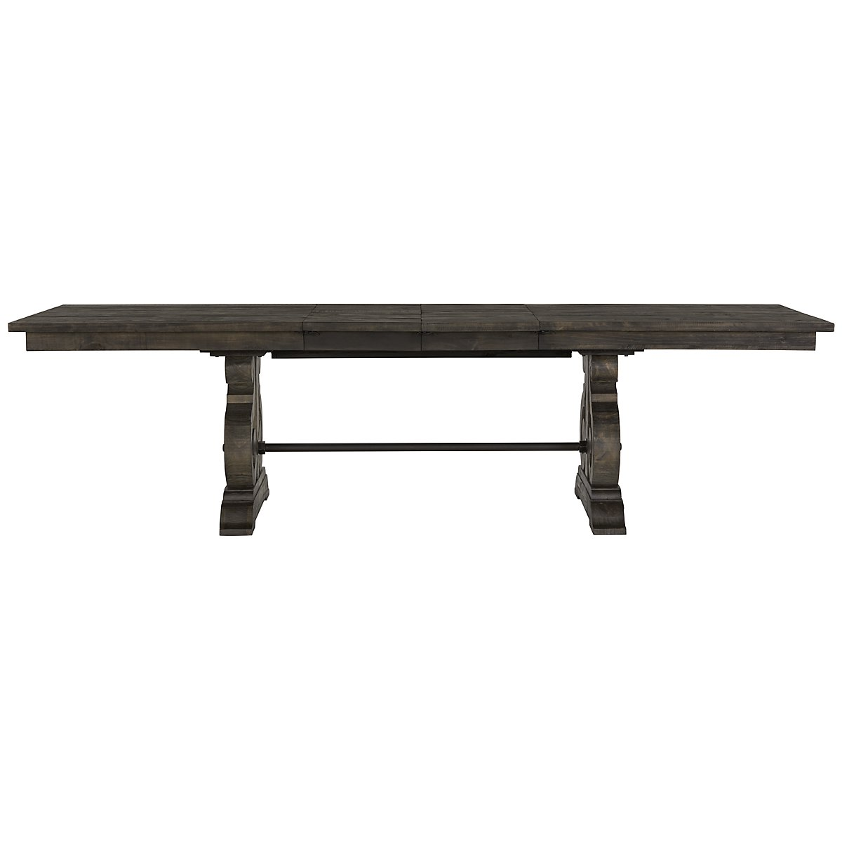 Sonoma Dark Tone Trestle Table