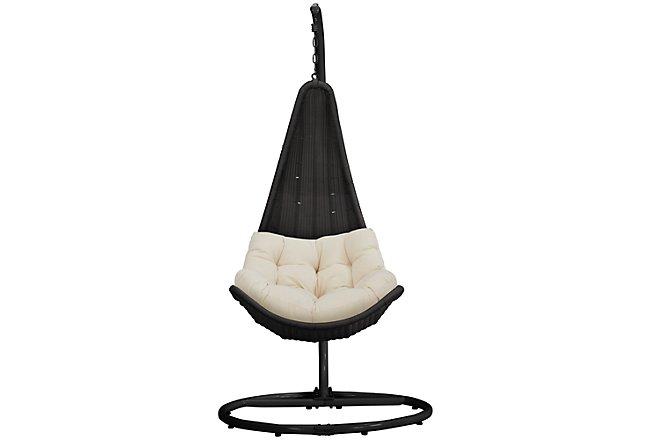 Zen Light Beige Hanging Chair