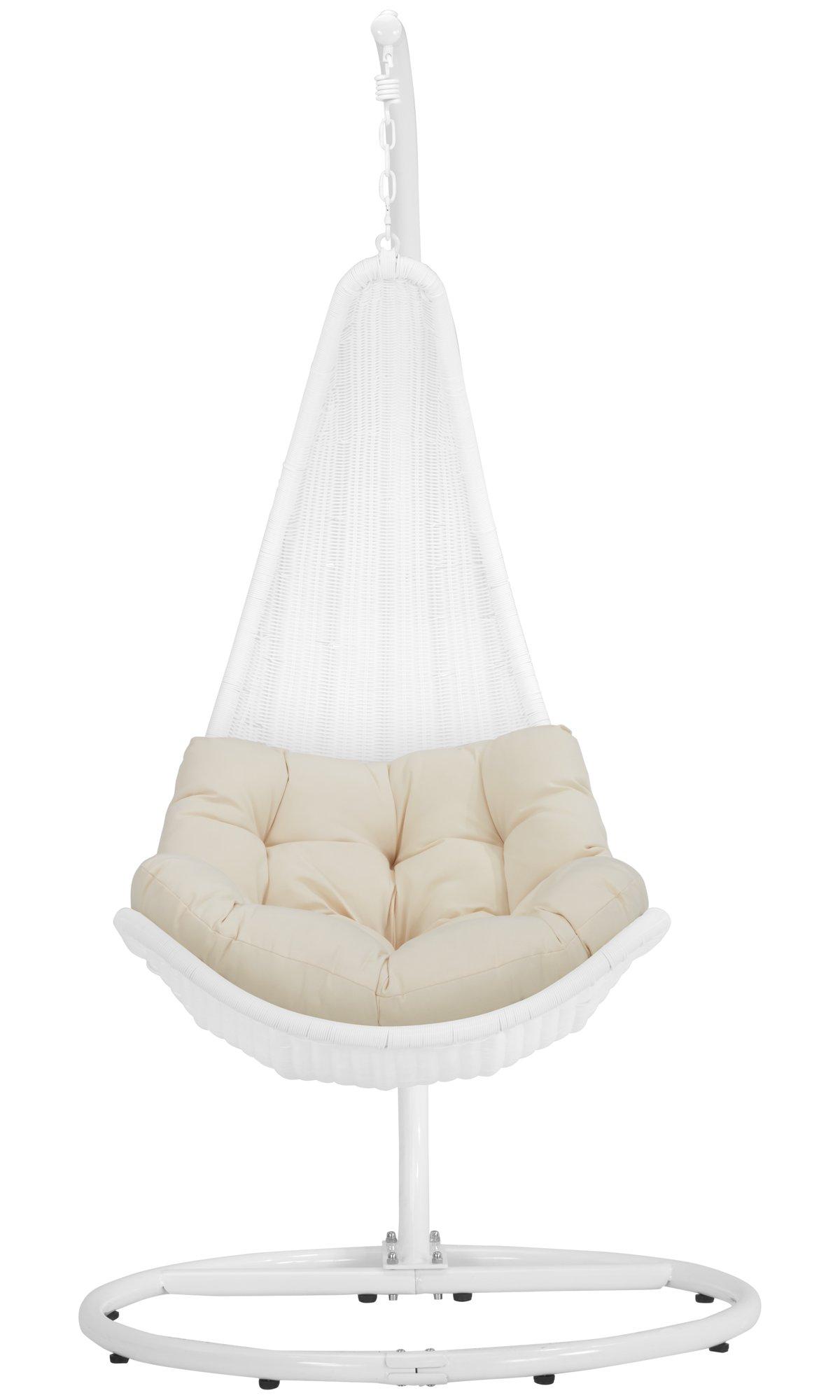 Bahia Light Beige Hanging Chair