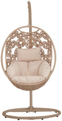Indio Light Tone Hanging Chair. VIEW LARGER