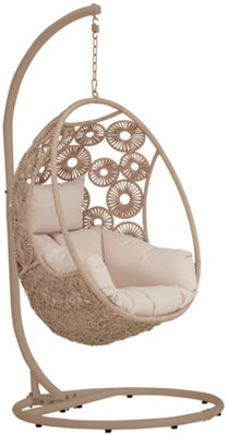 Indio Light Tone Hanging Chair
