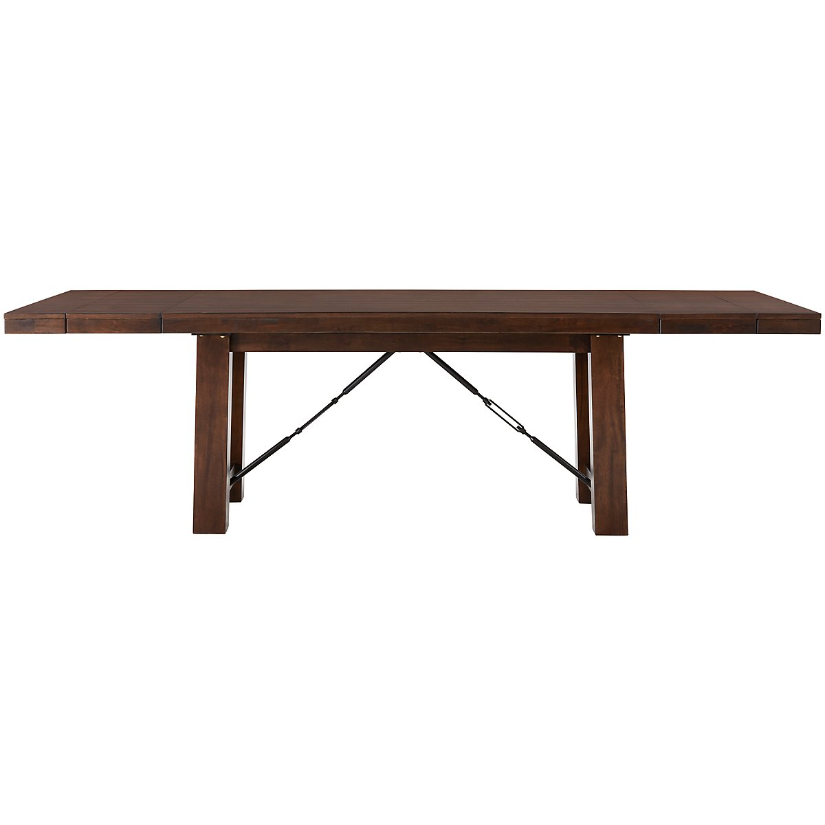 Napa Dark Tone Wood Rectangular Table