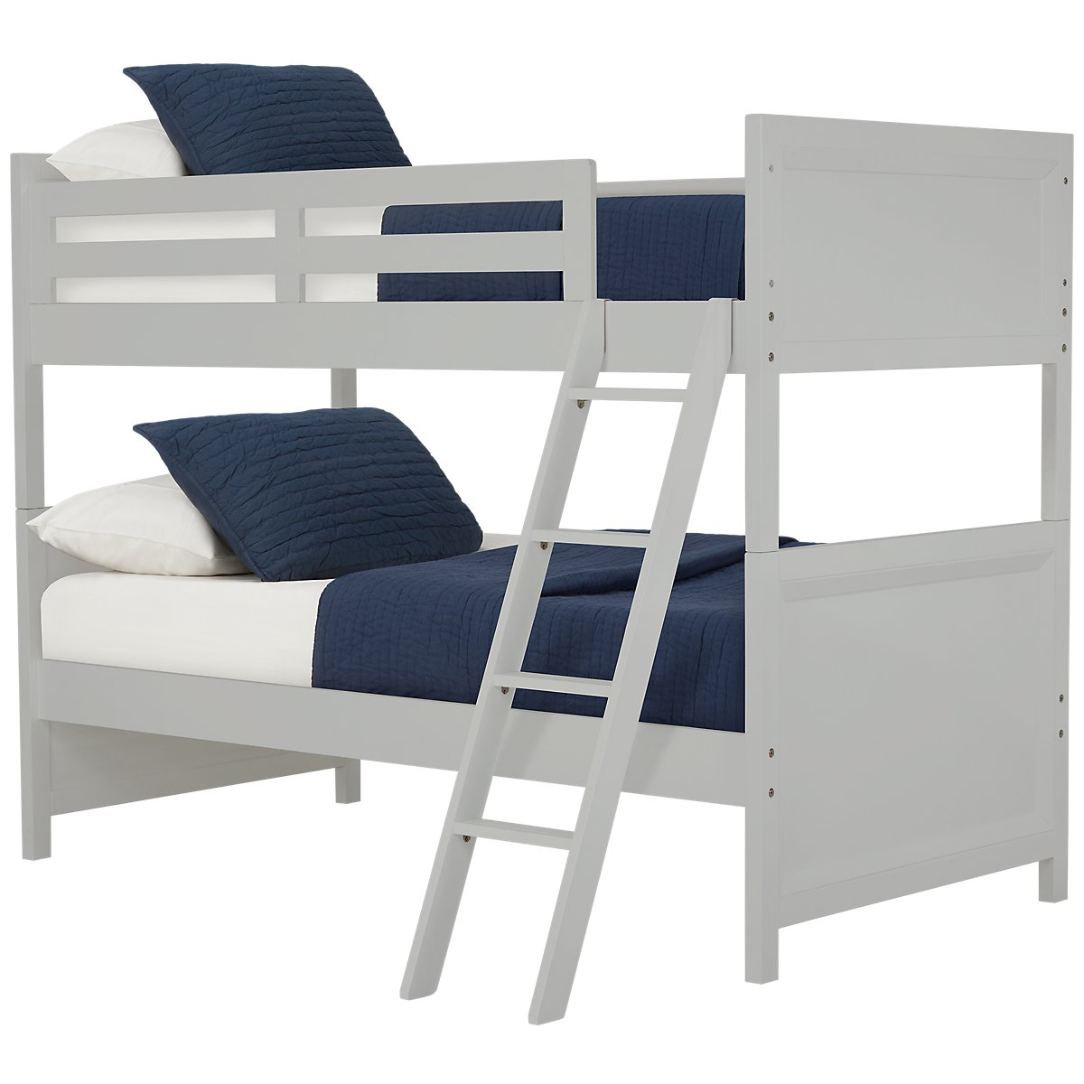 Ryder Gray Bunk Bed
