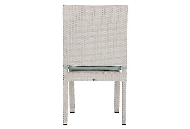Bahia Teal Side Chair