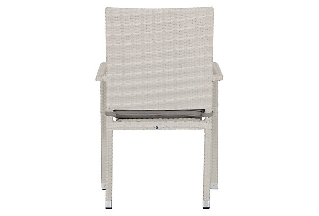 Bahia Gray Arm Chair