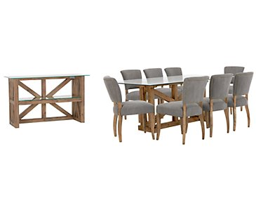 Hampton Rectangular Dining Room