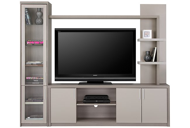 City Furniture Entertainment Walls And Media Centers