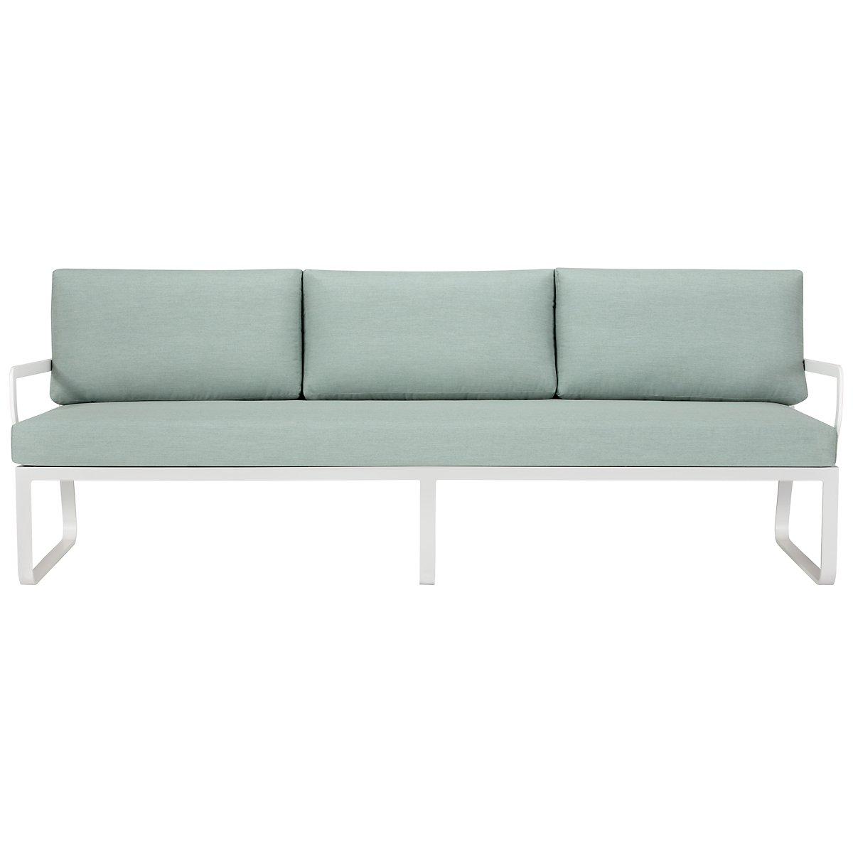 Ibiza Teal Sofa