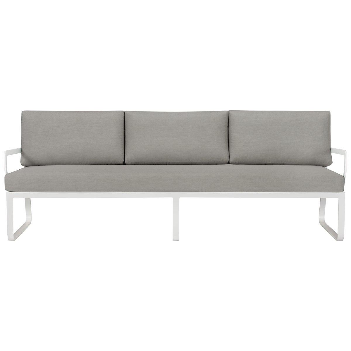 Ibiza Gray Sofa