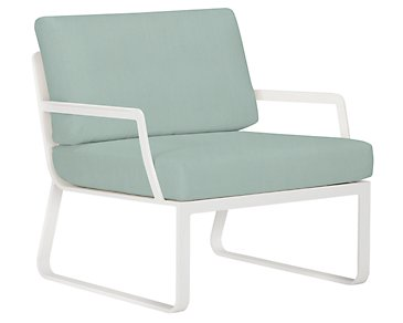 Ibiza Teal Chair