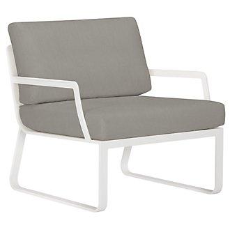 Ibiza Gray Chair