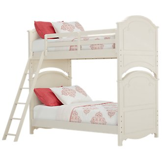 Charlotte Ivory Bunk Bed