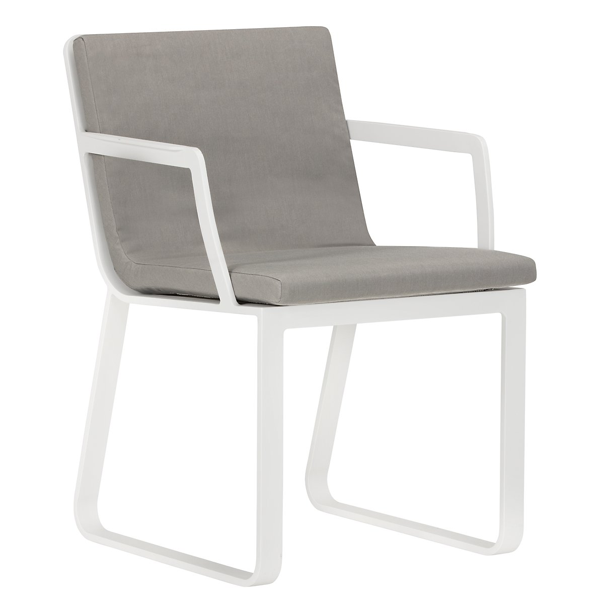 Ibiza Gray Arm Chair