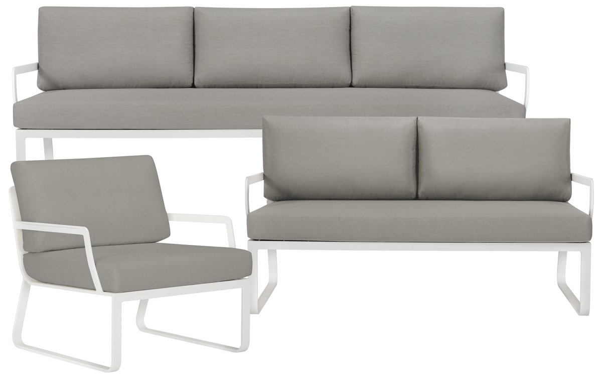 city furniture: ibiza gray outdoor living room set