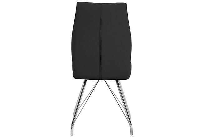 Lima Black Upholstered Upholstered Side Chair