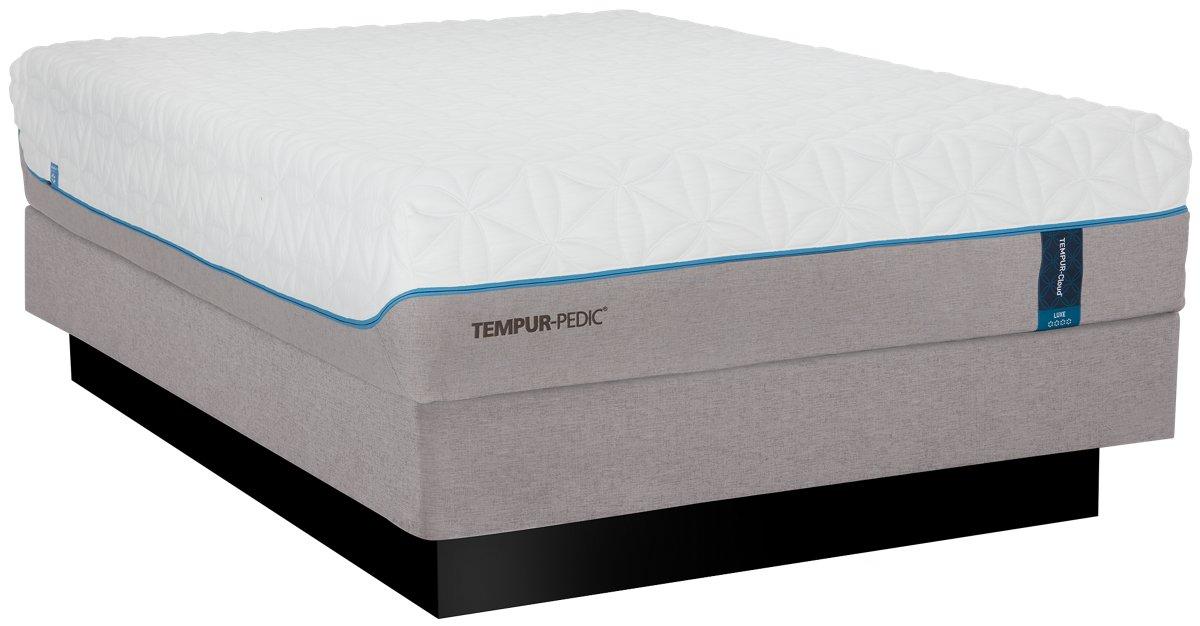 TEMPUR-Cloud® Luxe Tempur® Mattress Set