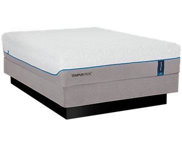 TEMPUR-Cloud® Luxe Mattress Set